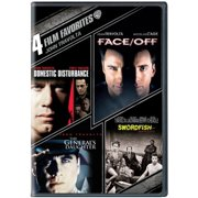 4 Film Favorites: John Travolta by WARNER HOME ENTERTAINMENT