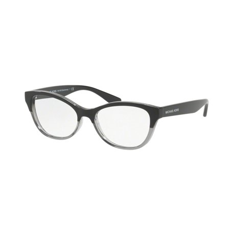 Eyeglasses Michael Kors MK 4051 3280 BLACK/TRANSPARENT GREY