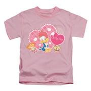 Woody Woodpecker Boys' Girly Doll Childrens T-shirt Pink