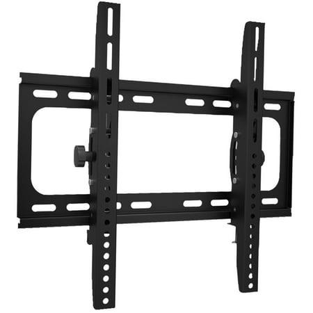 Lcd led plasma flat screen tvs wall mount tilting bracket - Angled wall tv mount ...