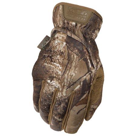 Mechanix Wear Realtree Camouflage Fast Fit Gloves, Medium