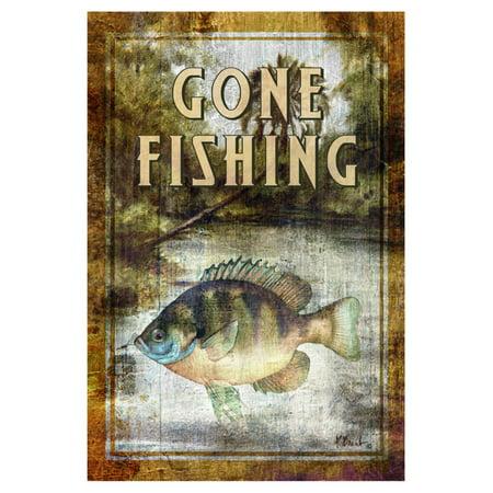 Toland Home Garden Bluegill Fishing