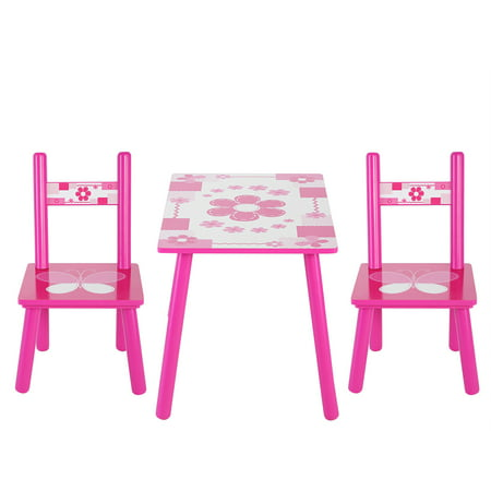 Vgeby Children Table And Chair Set Children Activity Table Set