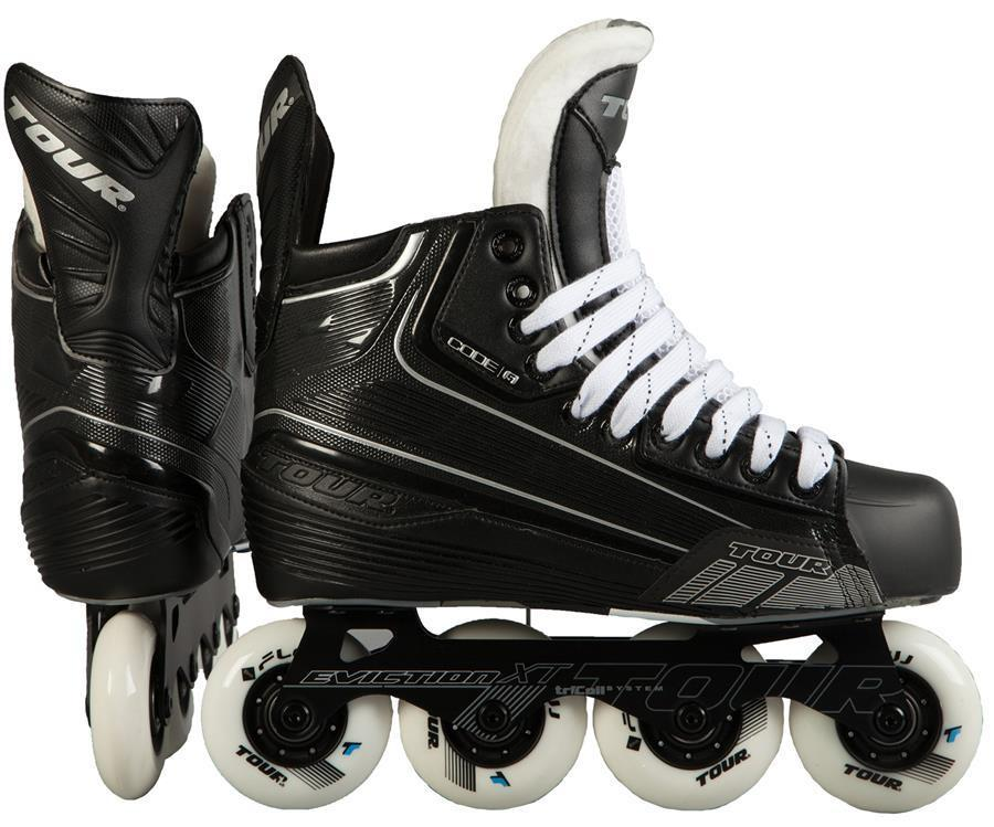 Tour Hockey Code 5 SR Inline Hockey Skates by Tour