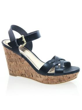 baf1ef2c5e4 Bamboo Womens Sandals   Flip-flops - Walmart.com
