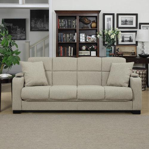 Handy Living Sophia Convert A Couch Sofa Walmart
