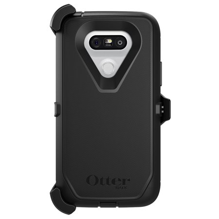 new arrivals dcdc6 831a4 New in Box OEM OtterBox Defender Series Black Protection Case For LG G5 -  Walmart.com