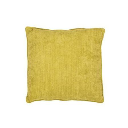 20 Gold Yellow Solid Pattern Decorative Throw Pillow - Walmart.com