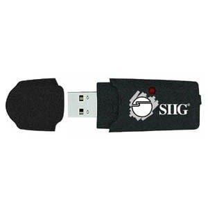 SIIG USB SoundWave sound card -