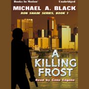 A Killing Frost - Audiobook