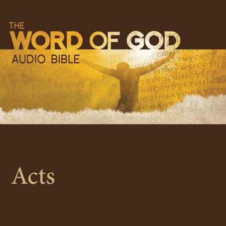 Word of God: Acts, The - Audiobook (A-z Halloween Words)