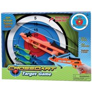 Crossdart Target Set,  Classic Games by Westminster Inc.