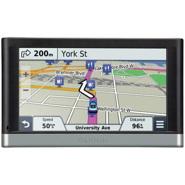 "GARMIN 010-N1123-21 Refurbished NOH nuvi(R) 2557LM 5"" Travel Assistant with Free Lifetime Maps, North America edition"