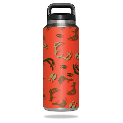 MightySkins Protective Vinyl Skin Decal for YETI Rambler Bottle 18 oz wrap cover sticker skins by MightySkins