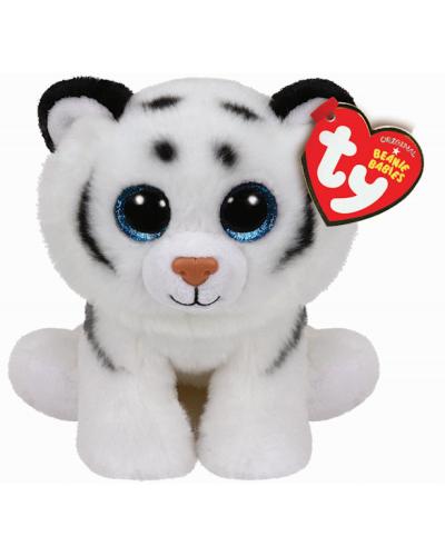Ty Beanie Babies Tundra - White Tiger
