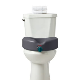 Terrific Portable Toilet Seat Riser Elevated Raised Cushion 2 Pdpeps Interior Chair Design Pdpepsorg