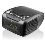Naxa Nrc175 Digital Alarm Clock Radio And Cd Player