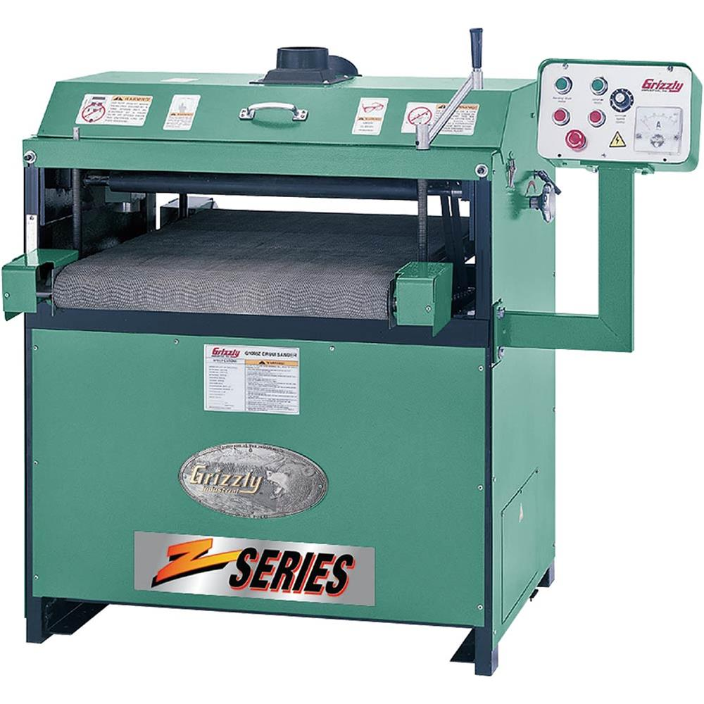 "Grizzly G1066Z 24"" Drum Sander w  VS by"