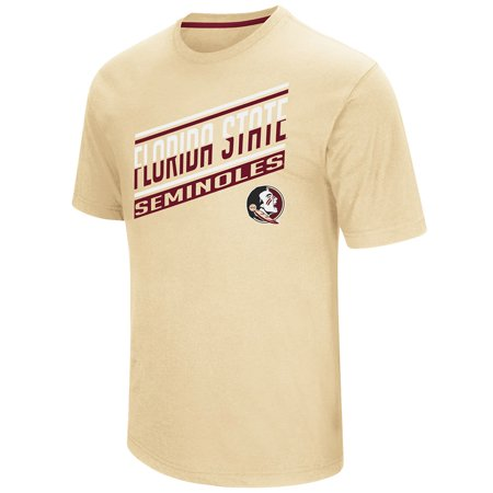 - Colosseum Men's Angler Short Sleeve Florida State Seminoles Tee