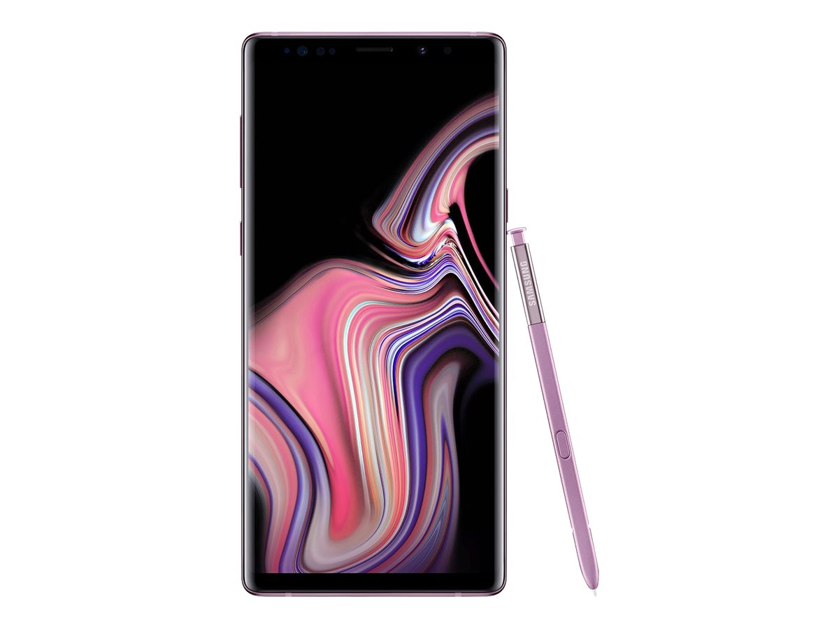 Samsung Note 9 512GB Unlocked Smartphone, Purple by Samsung