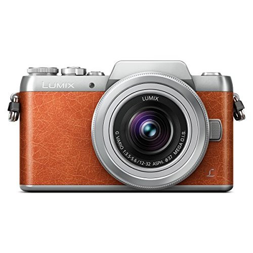 Panasonic Lumix G DMC-GF8K With 12-32MM Lens KIT (Orange)...