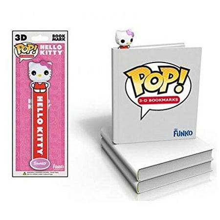 Hello Kitty Pop Vinyl 3D Bookmark](3d Bookmark)