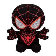 "TY Beanie Baby - MILES MORALES - Marvel Spider-Man 6"" Plush"