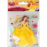 Disney Dimensional Stickers, Belle