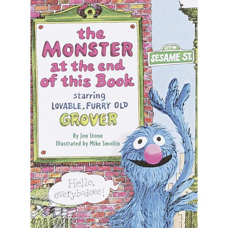 The Monster at the End of This Book (Sesame Street) - Sesame Street Halloween Book