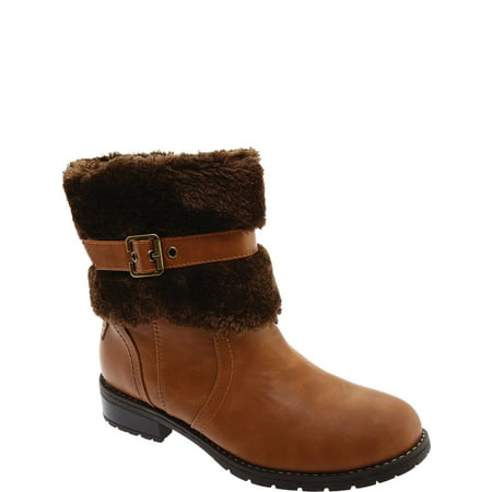 Portland Boot Company Timber Women's Faux Fur (Mall Portland)