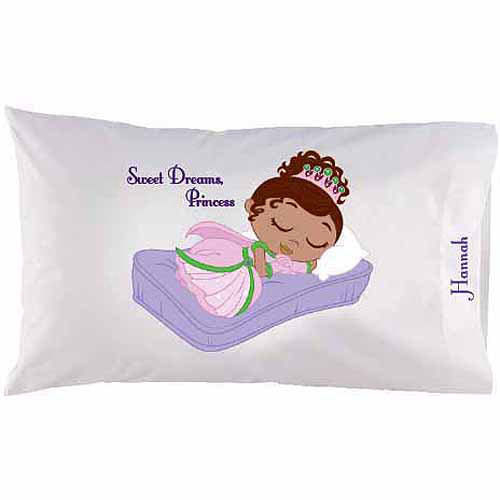 Personalized Super Why! Sweet Dreams Pillowcase