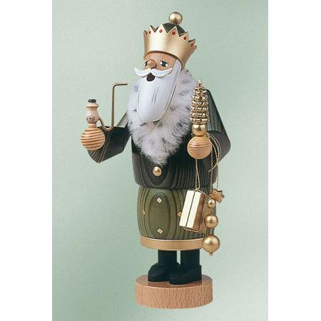 KWO 3 Kings Balthasar German Christmas Incense Smoker Three Wisemen Series New (Incense Series)