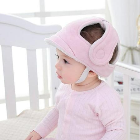 Sonew Casquette de protection anti-collision pour bébé, casque de sécurité pour bébé, casque de sécurité pour bébé, chapeau de sécurité pour bébé - image 2 de 9