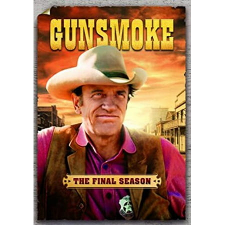 Gunsmoke: The Final Season (DVD)