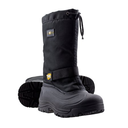 ArcticShield Mens Cold Weather Waterproof Durable Insulated Tall Winter Snow Boots