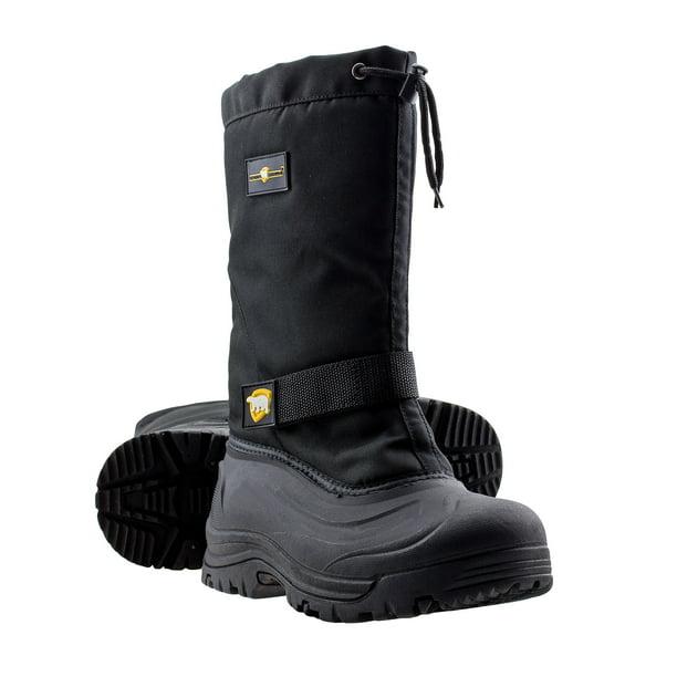 ArcticShield - ArcticShield Mens Cold Weather Waterproof Durable Insulated  Tall Winter Snow Boots - Walmart.com - Walmart.com