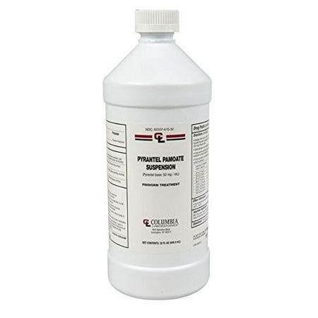 Pyrantel Pamoate Wormer - 960 ml