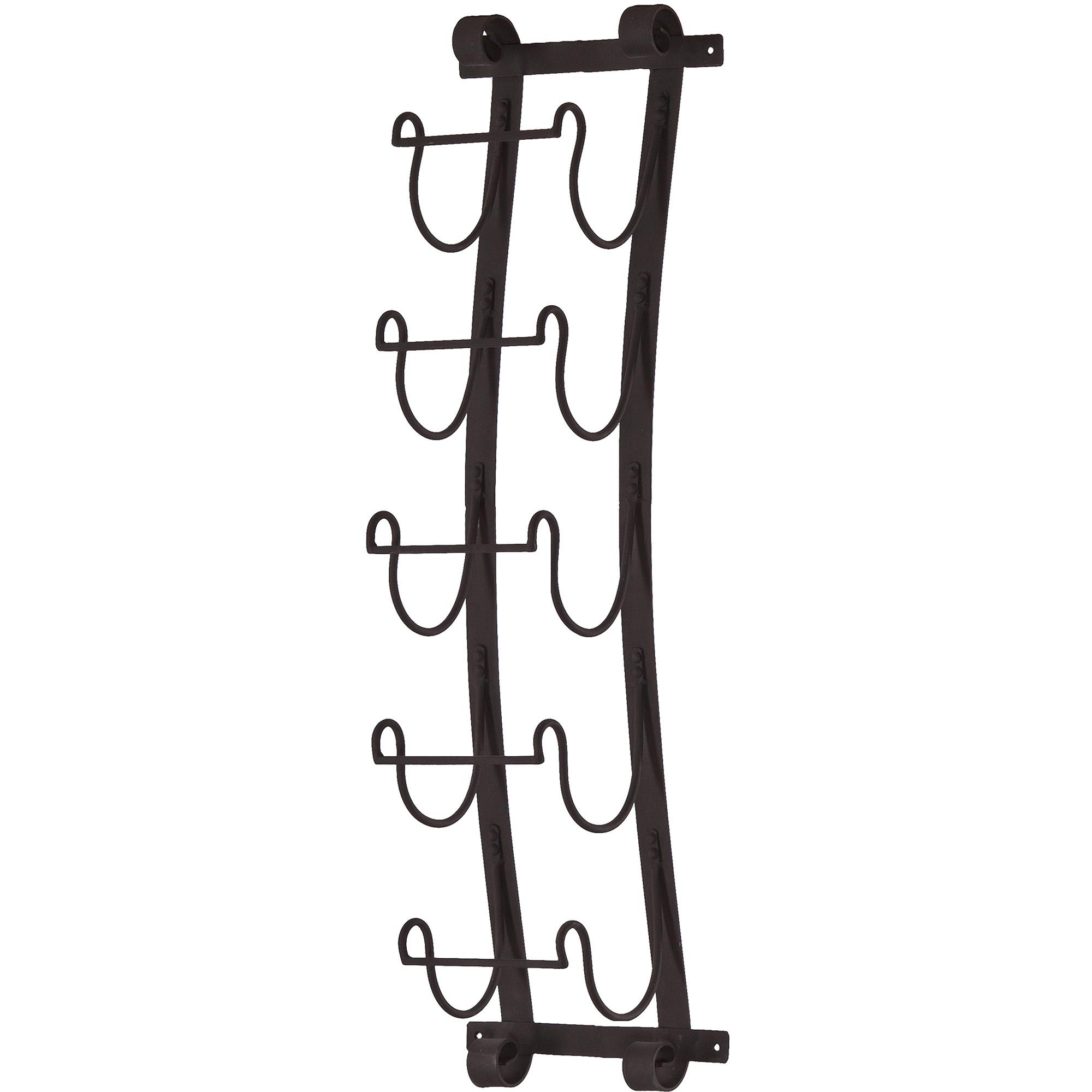 kendt wall mount wine rack  walmartcom -
