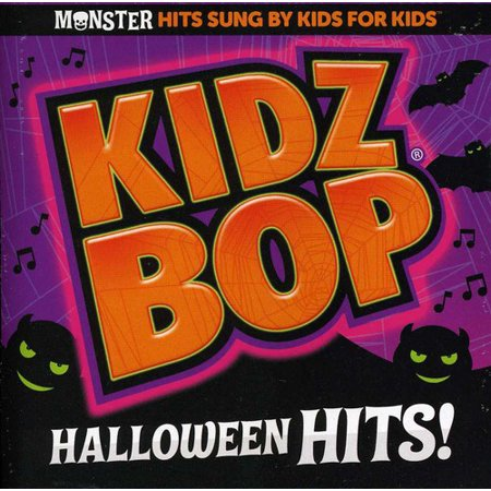 Kidz Bop Halloween Hits](1 Hour Of Halloween Music For Kids)