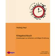 Kriegskochbuch - eBook