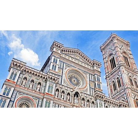 Italy Tuscany Toscano Italian - LAMINATED POSTER Duomo City Italy Tuscany Toscana Italian Church Poster Print 24 x 36