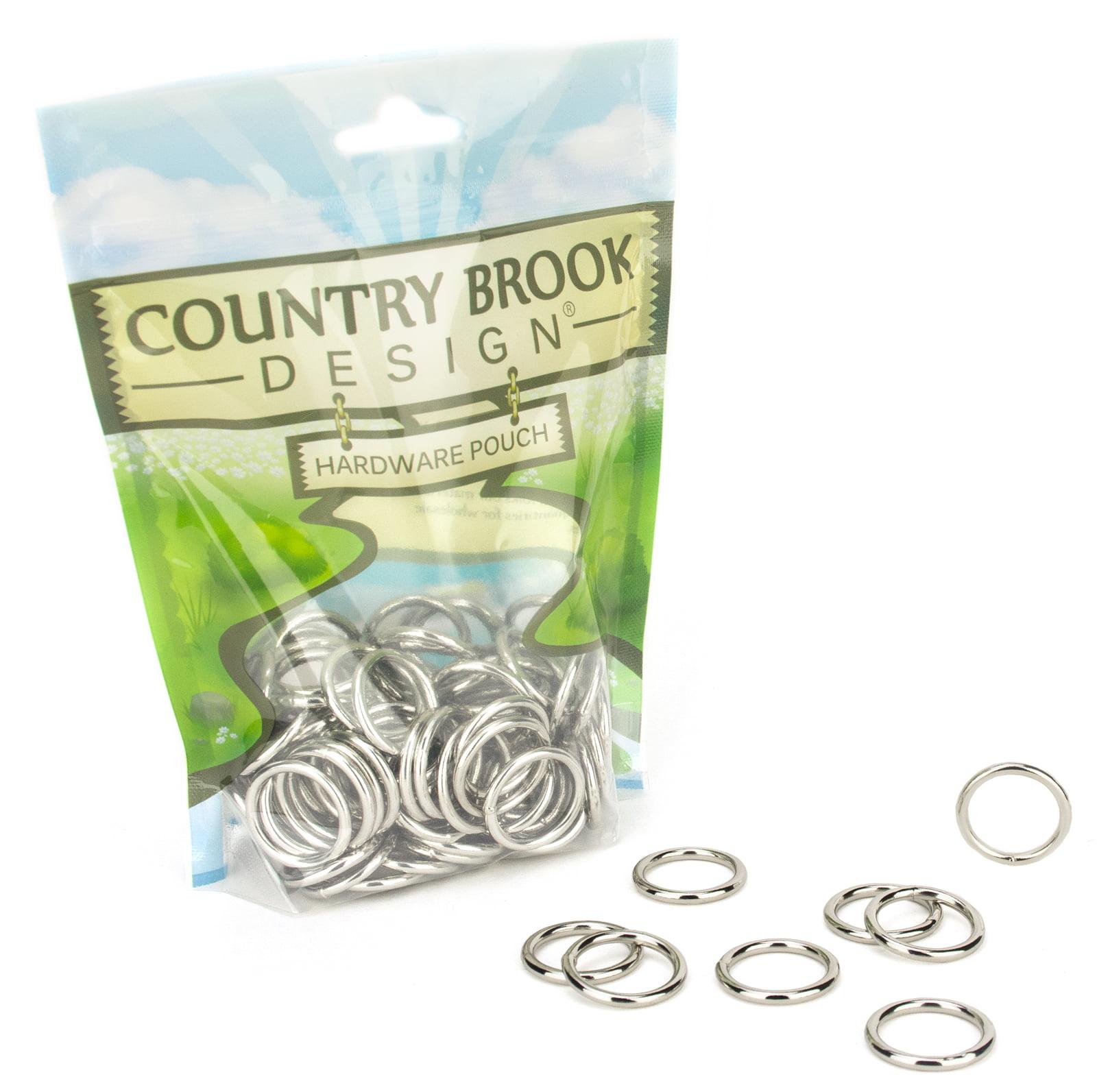 Country Brook Design | 3/4 Inch Die Cast Lite O-Rings