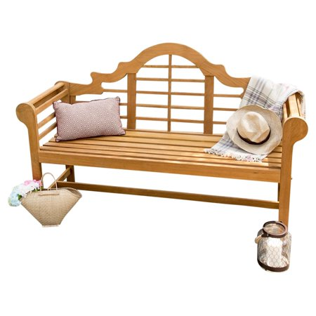 Cambridge Casual Teak 5 ft. Lutyen Bench ()