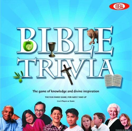Ideal Bible Trivia Game by Brybelly