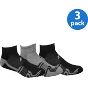 Men's Big & Tall 3 Pair Packages Ankle Socks