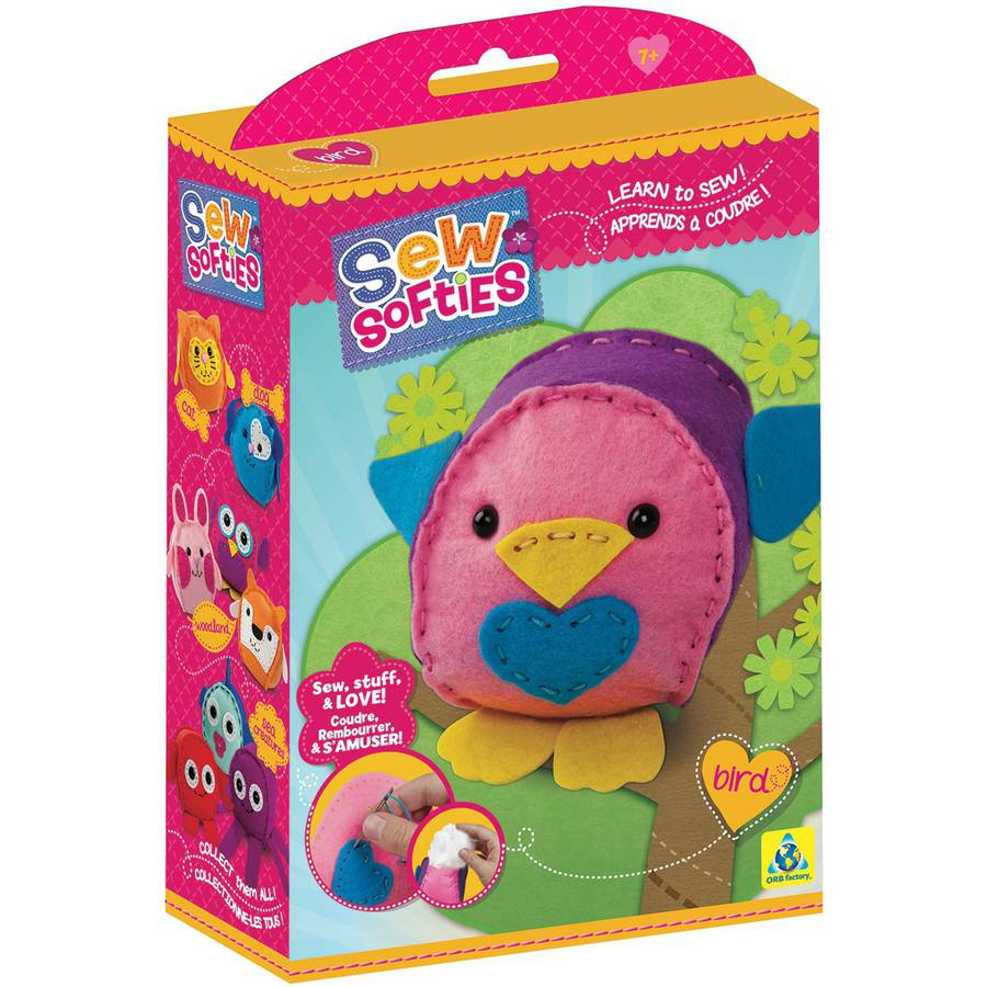 Sew Softies Bird Kit