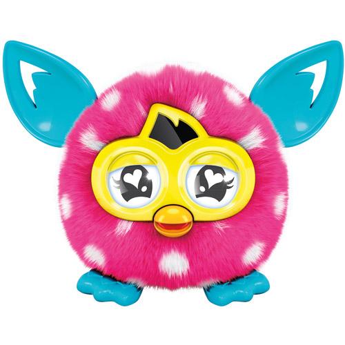 Furby Furblings Polka Dots Figure [Pink & White] by Hasbro