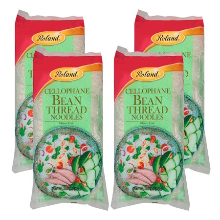 (4 Pack) American Roland Roland  Cellophane Noodles, 8.8 oz ()