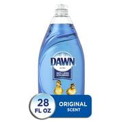 Dawn Ultra Dishwashing Liquid Dish Soap, Original Scent, 28 fl oz