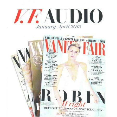 Vanity Fair Audio January-April 2015